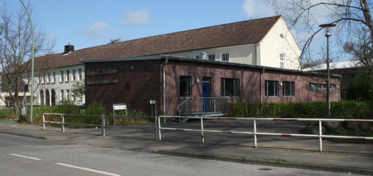 Mensa der Boje-C.-Steffen-Gemeinschaftsschule