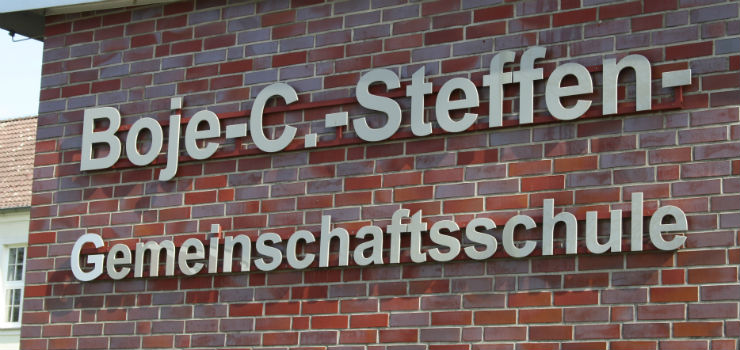 Schulname Boje-C.-Steffen-Gemeinschaftsschule