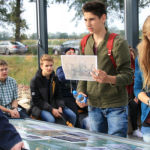 Besuch des Arbeitslagers Neuengamme
