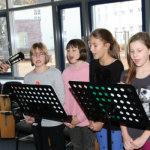 Herr Fuhrmann und Chor