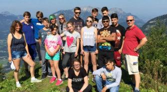 Klassenfahrt der Flex-Klasse nach Berchtesgaden