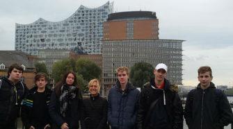 Ausflug nach Hamburg mit dem WPU Weltkunde 10a und 10b